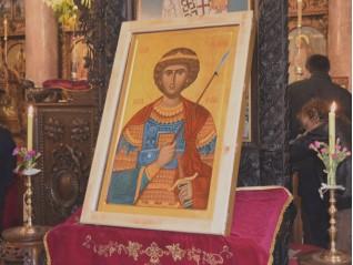 Свети Георги се моли за нас