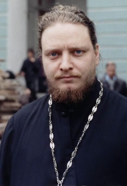 протойерей Фьодор Бородин